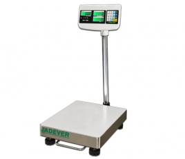 Aluminium Bench Scale Base