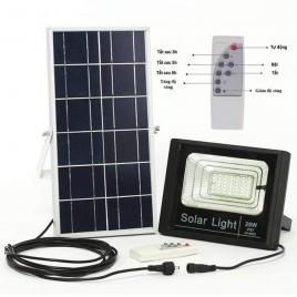 Đèn Năng Lượng Mặt Trời TTD- 200W